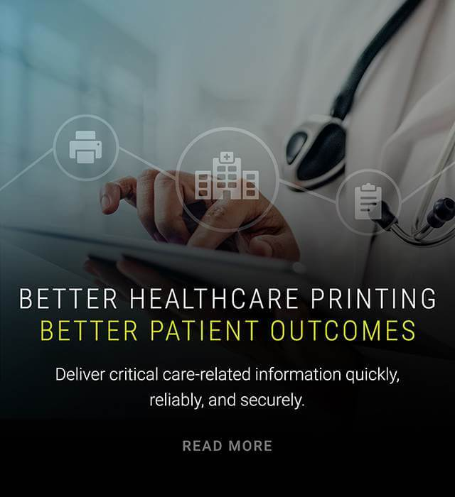 Better Health Care Printing